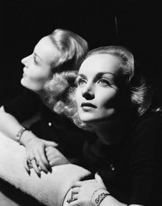 Old Hollywood glamor - carole Lombard My real name is Carole my mother named me after Carole Lombard. But I've been nick named Candy ever since I was 3 weeks old!