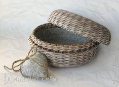 Поделка изделие Плетение Шитьё Осенне-зимнее Ткань Трубочки бумажные Фетр фото 15