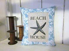 beach deco pillows