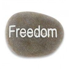 Freedom Harmony Stones   Price : $2.49 Animal Totems, Coping Skills, Art Therapy, Gabriel, Freedom, Stones, Spirit, Craft, Liberty