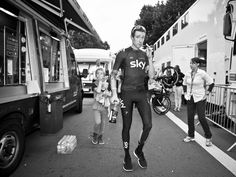 Team Sky | Pro Cycling | Photo Gallery | Scott Mitchell - Britain Stage Eight Gallery