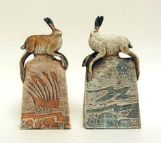 Blandine Anderson ceramics