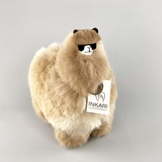 Super soft & fluffy alpaca toys - fairtrade & handmade in Peru - By Inkari Alpaca Toy, Llama Alpaca, Alpaca Stuffed Animal, Stuffed Animals, Alpacas, Nun, Cowgirl Style, Adorable Animals, Tortoise