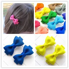 Cheap accessories for girls, Buy Quality accessories for directly from China children hair clip Suppliers: bowknot kids baby children hair clip bow pin barrette hairpin accessories for girls ribbon hair bow ornaments hairgrip hairclip Ribbon Hair Clips, Baby Hair Clips, Ribbon Hair Bows, Hair Barrettes, Hairbows, Headbands, Kids Hair Bows, Girls Bows, Baby Girls