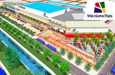 Distrito de Aguablanca, oriente de Cali, tendrá nuevo centro comercial Villa Nueva Plaza tendrá un área construida de 66.000 metros cuadrados. Tres niveles con 260 locales comerciales, 24 locales de comidas, 34 burbujas, y 17 kioscos. Estará ubicado en la Calle 48 entre carreras 29 y 31.  Por: Redacción de El PaísJueves, Mayo 30, 2013