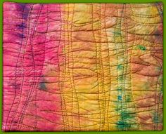 Pam Lowe: Artist and Quiltmaker - Recent Work