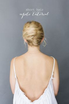 Humidity Proof Hair: A Summer Updo Tutorial
