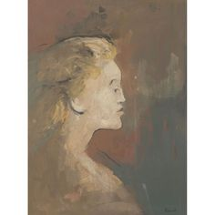 * Profil de Misia - Christian Bérard Renoir, Muse, Jean Cocteau, Alberto Giacometti, Spanish Painters, Jean Michel, Illustration, Portraits, Christian