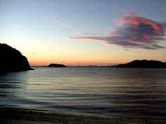 Sunrise at Los Cocos campsite in Mulege, Baja California Sur. More info here http://ecohubmexico.com/los-cocos-campsite-mulege-bcs/ Looking to book tours in Baja? Browse from our selection including whale watching, scuba diving, stand up paddle, surfing and much more.