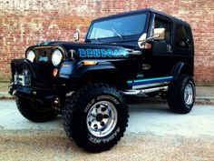 1985 Jeep CJ7 Renegade 350V8, 4Speed,Lifted,Hardtop,Nice Un-Restored CJ,Upgrades, image 1