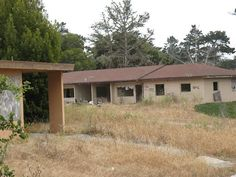Abandoned Fort Ord, CA - Old Abandoned Buildings, Abandoned Places, Army Base, Beautiful Gardens, Places Ive Been, Man Stuff, House Styles, City, Outdoors