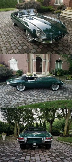 recently maintained 1962 Jaguar E Type Roadster convertible for sale Jaguar Xj40, Jaguar F Type, Classic Car Show, Classic Cars, Classic European Cars, Jaguar Roadster, Jaguar Convertible, Eco Friendly Cars, Car Gadgets