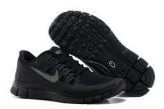 Nike Free 5.0 V2 All Black