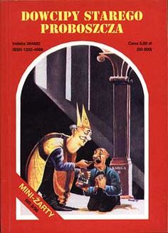 Dowcipy starego proboszcza. Mini-żarty 3/96, Mini Books, 1996, www.antykwariat.nepo.pl/dowcipy-starego-proboszcza-p-648.html