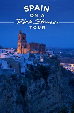 We wind our way between the olive groves and whitewashed villages of Spain's White Hill Towns on Day 10 of the Rick Steves Best of Spain in 14 Days Tour. Rick Steves Travel, Vacation Destinations, Vacations, Spain And Portugal, Andalusia, Spain Travel, Day Tours, Adventure Travel, Places To Visit