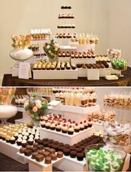 Dessert Bar | Wedding Planning