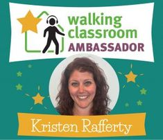 Ambassador Profile: Kristen Rafferty - The Walking Classroom Bored In Class, Indoor Recess, Philosophy Of Education, Content Area, Teaching Social Studies, Catholic School, New Teachers, I School, First They Came