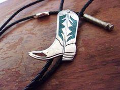 Indian Chief Skull Leather Rodeo Western Zuni Navajo Bolo Ties For Men Necktie Biker Gravata Borboleta 2017 Jewelry Modern And Elegant In Fashion Apparel Accessories