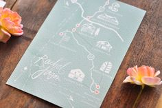 Btown map in invites  www.juliesongink.com