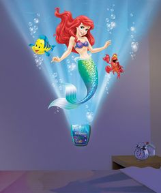 Best 1000 Images About Little Mermaid Bedroom Ideas On 400 x 300