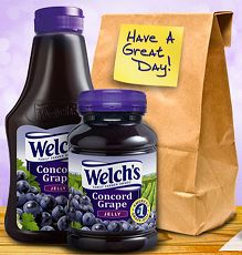 FREE Welch's Prize Pack Sweepstakes and Giveaway!