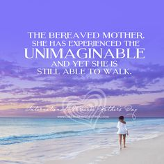 International Bereaved Mother's Day May 3rd 2015
