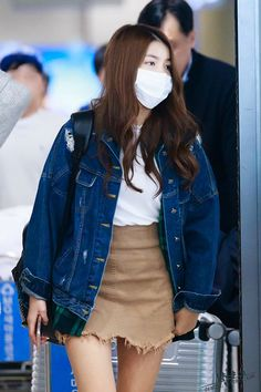 #gfriend, #sowon @ airport