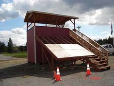 The DIY Training Tower: How to build one with limited funds & staff – My Firefighter Nation