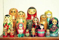 Babushka dolls