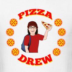 Pizza Drew   Mytoecold.