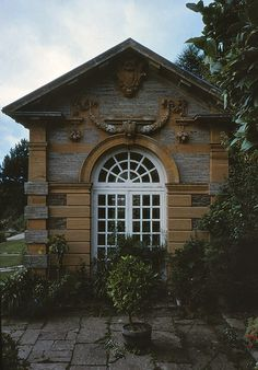 Hestercombe Orangery - Hestercombe House, Cheddon Fitzpaine, TAUNTON, Somerset TA2 8LG, United Kingdom (Gardens by Edwin Lutyens and Gertrude Jekyll : 1904 - 1908)