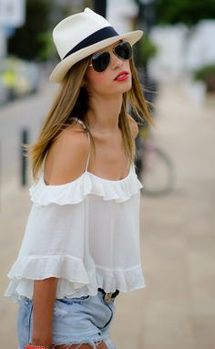 Ms Treinta - Fashion blogger - Blog de moda y tendencias by Alba.: 7 looks de Agosto