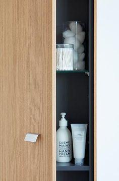 The color of this spacious tall cabinet is European Oak. Next Bathroom, Duravit, Mirror Cabinets, West London, Bathroom Medicine Cabinet, Alternative, Bathrooms, Design, Color