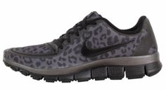 Nike WMNS Free 5.0 V4 - Leopard - White/Metallic SIlver   Sole Collector