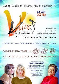TG Musical e Teatro in Italia: Video Festival Live 2016 - 19° edizione  Il primo ...