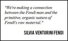 Silvia fendi quotes