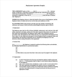 Construction Contract Sample   Construction Contract Template