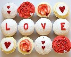 Cupcakes con corazón: los más románticos para San Valentín