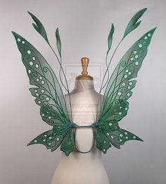 fairy wing patterns diy | Fairy Wings