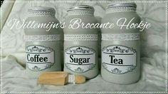 Vintage jars  ©Willemijn
