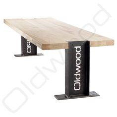 Bij de collectie van robuuste tafels van Oldwood vind u de tafel Helsinki. Top kwaliteit en prijs voor robuuste tafels, natuurlijk bij Oldwood.