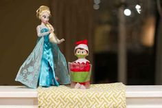 Get Rid Of Your Elf On The Shelf FOREVER:  METHOD #10 Teach him all about the cold, then play 'Let It Go' on repeat for nine straight months — essentially what every parent has been putting up with since last year.