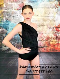 Limitless Leo collection. Dancewear By Dawn