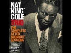"""There Goes My Heart""  Nat King Cole"