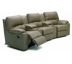 41056 Picard Theater Sectional | Palliser Furniture
