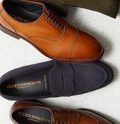 b0828864653c Mens Shoes - Mens Dress Shoes - Mens Casual Shoes. Allen EdmondsCasual ...