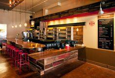 Roam Artisan Burgers | Studio KDA