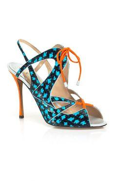Kirkwood Strappy Stiletto Sandal:
