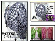 http://www.ravelry.com/patterns/library/134-open-weave-shrug-crochet-pattern