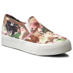 Tenisówki HEAVY DUTY - Collie Pink Collie, Slip On, Sneakers, Pink, Shoes, Fashion, Tennis Sneakers, Sneaker, Zapatos